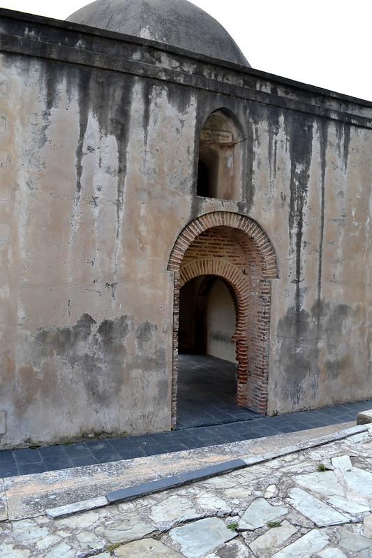 Reminiscencias árabes del castillo templario de Jerez de los Caballeros