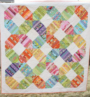 Rainbow Connection Quilt | by amy smart