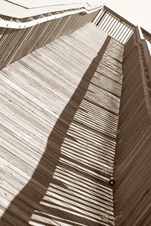 Boardwalk Distortion With Shadow  *Explore* | by John Kocijanski