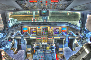 Embraer 170 HDR Flightdeck! | by Frans Zwart