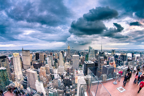 The Top of the Rock | by RBudhu