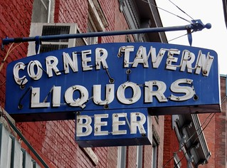 MD, Cumberland-Corner Tavern Neon Sign | by Alan C of Marion,IN