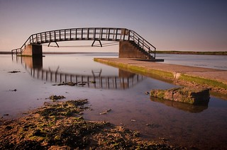 Belhaven Bridge | by Kirsty McWhirter