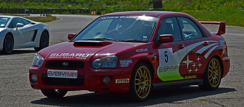 Subaru Impreza | by Travis Pictures
