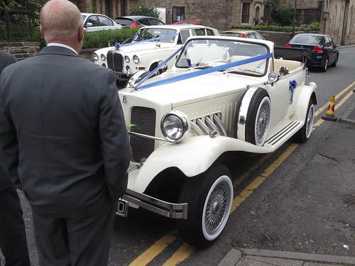Beauford Wedding Car Hire Crieff