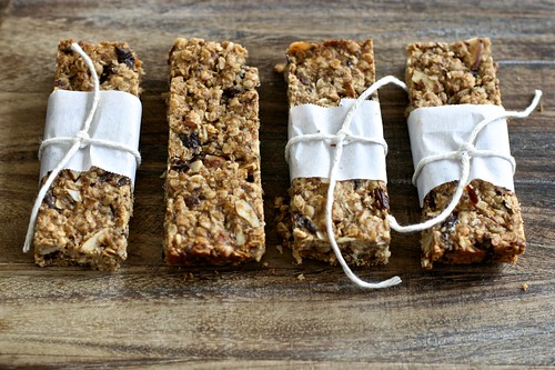 Almond Cherry Energy Bars 002 | by Hungry Housewife