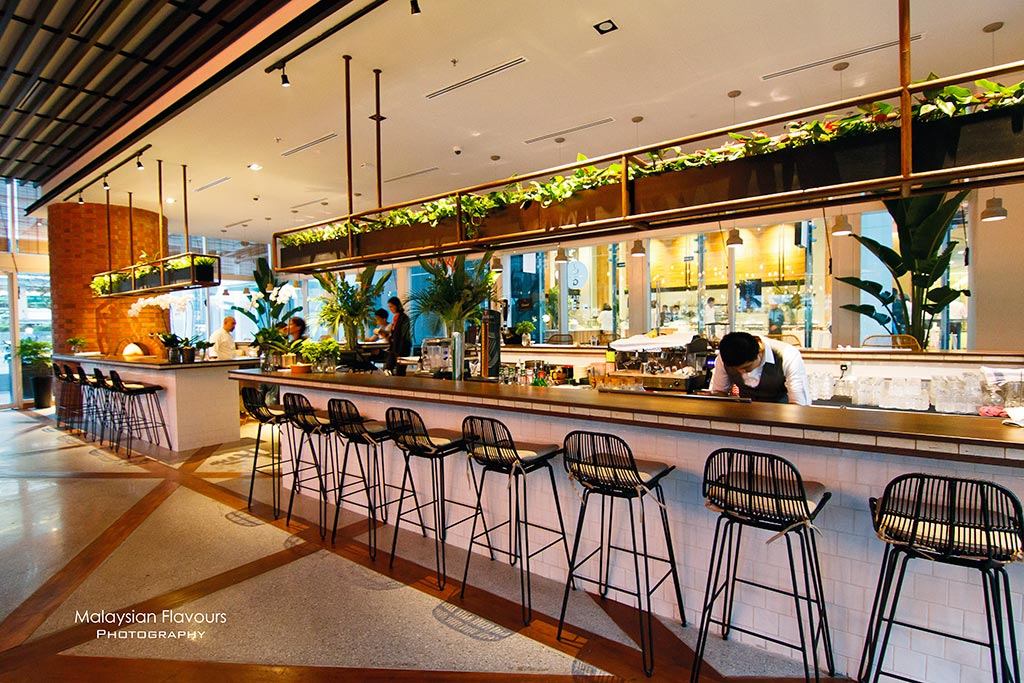 Botanica + Co at The Vertical Bangsar South KL