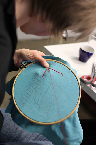 Stitching | by e-Crafts Collective