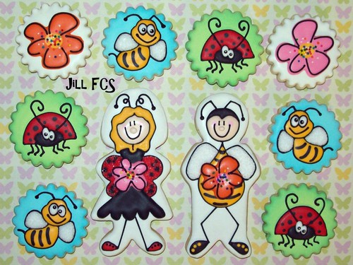 Ladybugs & Bees | by Jill FCS