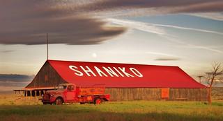 Shaniko Oregon Oregon