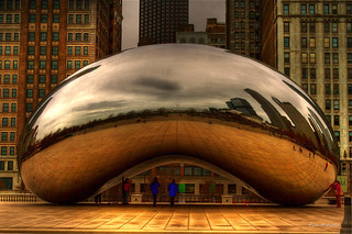 Chicago Bean - HDR | by mokastet