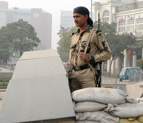 Guarding Delhi | by bokage