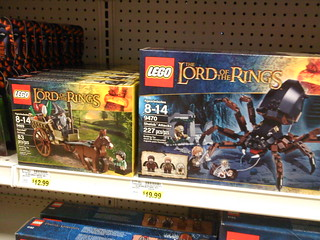 LEGO The Lord of the Rings at Fred Meyer | by fbtb