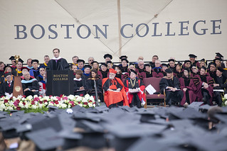 Boston College - 136th Commencement Exercises | by BostonCollegeFlickr