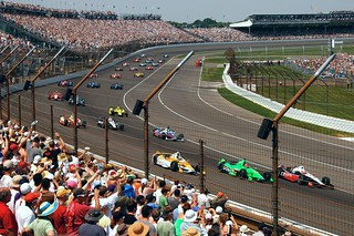 The Field of 33 at the 2012 indy 500 | by J.E.Skodak