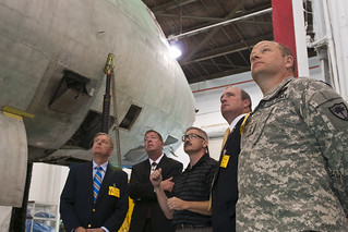 Lockheed Martin Aeronautics Site, Greenville, SC with Senator Graham 5/29/2012 | by Rep Jeff Duncan