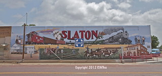 SANTA FE TRAIN ART | by railbee1