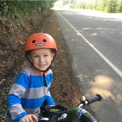 Arlo Bike Camping