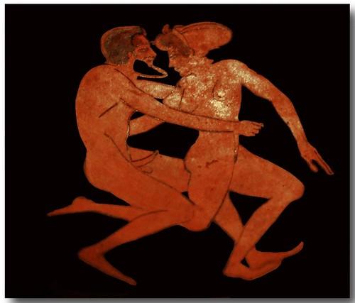 Ancient Greek pottery decoration 70   Hans Ollermann   Flickr
