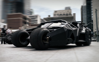 Batmobile | by wvs