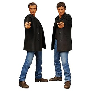Sean Patrick Flanery and Norman Reedus - Boondock Saints Movie Character Figures | by gabiyoung80