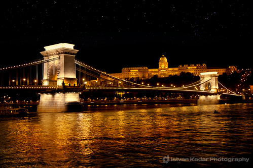 Chain Bridge and Buda Castle | by fesign