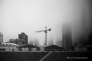 136/366 - Foggy with a Chance of Rain! | by ShivaViswa