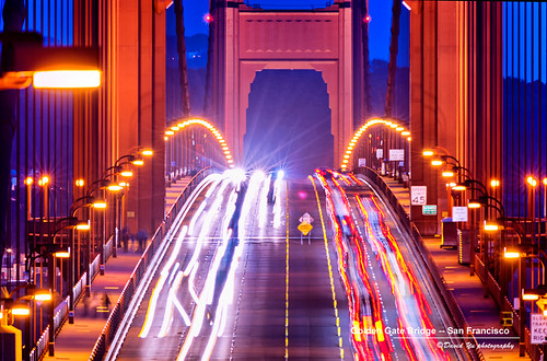 Golden Gate Bridge -- San Francisco | by davidyuweb