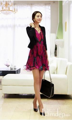 Váy liền thân công sở - Home | Facebook