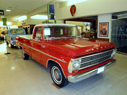 68 Mercury M-100 Pick-Up | by DVS1mn