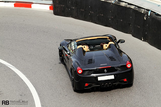 458 Spider | by Raphaël Belly Photography