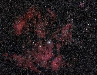 Gamma Cygni Nebula in Cygnus 13 June 2012 | by BudgetAstro