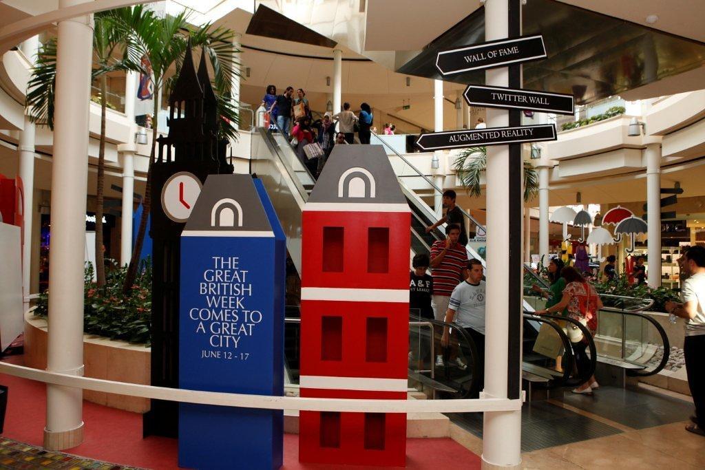 ... ABC mall branding | by UK in LEBANON