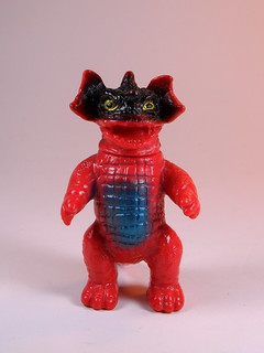 Bear Model – Mini Baragon (バラゴン) - Front | by My Toy Museum