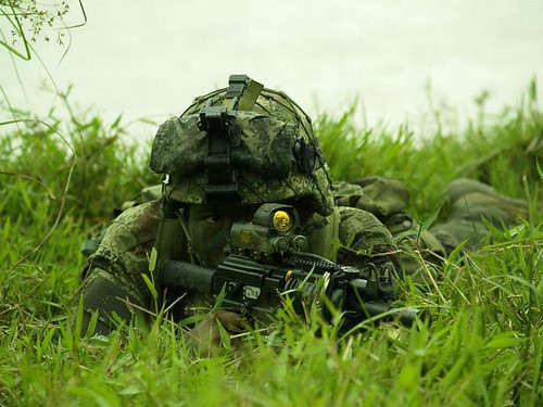 Colombian Marine Corps | by World Armies