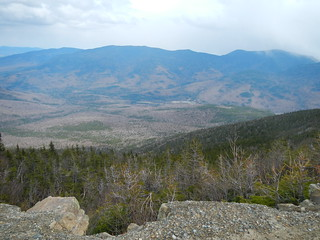 View of Glen House at base from 5 mile 4/25 | by Mt.Washington Auto Road
