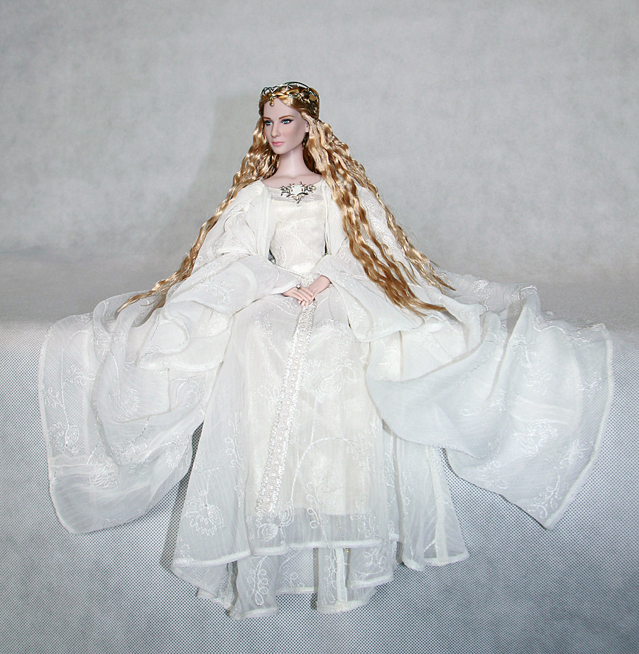 Tonner Dolls Galadriel Lady Of Light Lord Of The Rings   Flickr