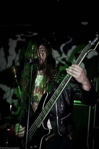 Cannabis Corpse @ The Barbary | by maclynbeanphotography