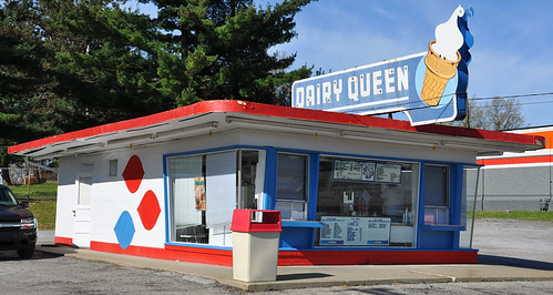 Dairy Queen | by RoadsideArchitecture.com