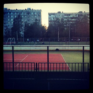Feel like playing soccer | by RomAntibudni
