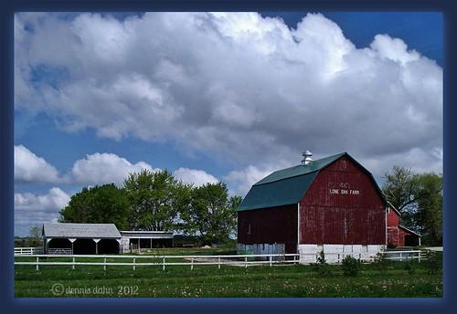 Lone Oak Farm Went Barn Hunting And Found A Few Good