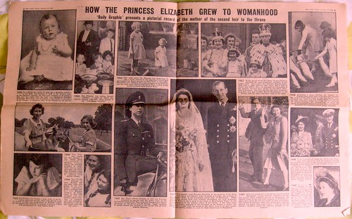 Daily Graphic - How the Princess Elizabeth grew to womanhood | by familytreeuk