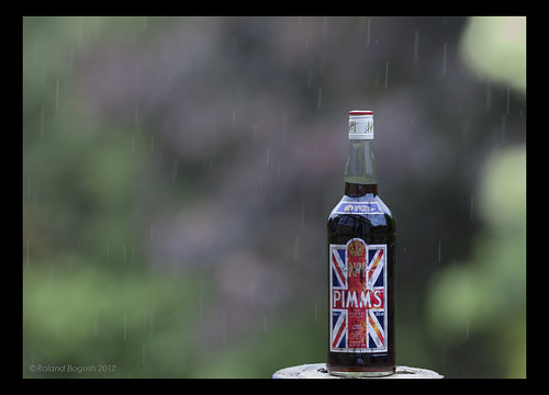 Pimms in the rain - Jubilee Sunday | by Roland Bogush