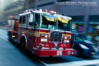 New York's Bravest | by Tobias Neubert Photography