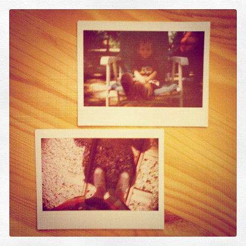Instax at the family reunion | by robayre