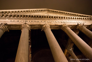 Pantheon | by tinyurbankitchen