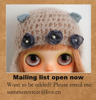 Mailing list opens now~~ girls | by * MeiMei *OPENs Commission List