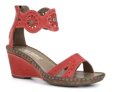 Josef Seibel Red Shoes