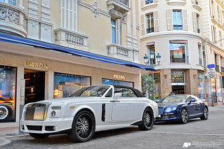 Rolls-Royce Phantom Drophead Coupe Mansory Bel air | by Alexandre Prévot
