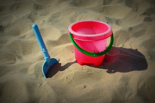 Bucket And Spade On The Beach | by foilman